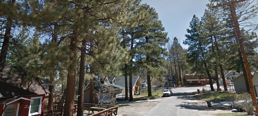 Complejo Big Bear, en California, donde La Luz del Mundo tiene una propiedad.
