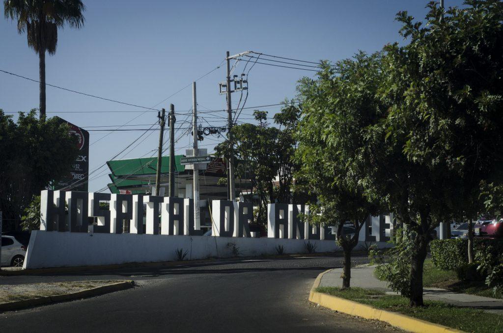1.Monumento al hospital privado A?ngel Lean?o que el Gobierno de Jalisco financio? con dinero de los contribuyentes