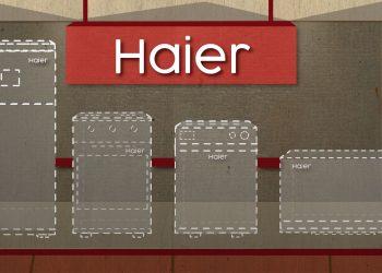 La fábrica de Haier quedó en blanco