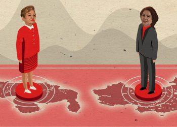 Las 'damas chinas' que desaparecieron del tablero