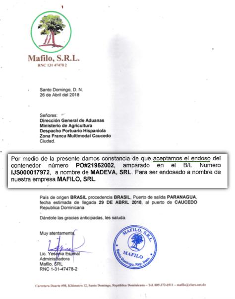 IMAGEN_PANTALLAZO FASCIIMIL CARTA DE ENDOSO