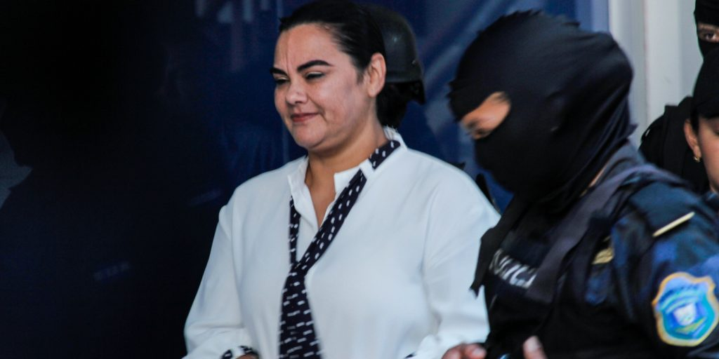 La esposa de Pepe Lobo, la ex primera damade Honduras acusada de corrupción, figura en una de las offshore de Pandora Papers.