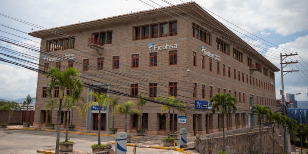 Sede de Ficohsa en Tegucigalpa