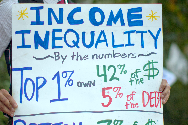 Protestas por desigualdad