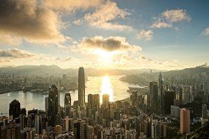 Hong Kong, ciudad donde la familia Rishmawy inscribió una red de offshores.